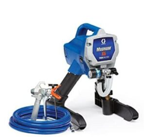 Graco interior and exterior paint sprayers