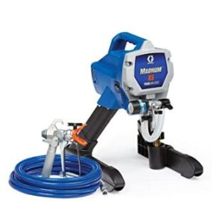 Graco Magnum x5 professional airless paint sprayer for furniture