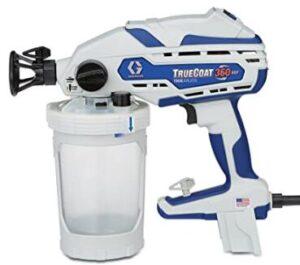 Graoco Truecoat 360 handheld sprayer review