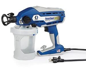 Graco handheld airless paint sprayer for furniture with light weight