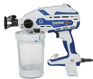 Graco best airless paint sprayer for exterior