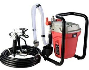 Himalaya high pressure stain airless sprayer reviews