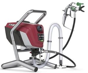Titan Tool airless paint sprayer for furniture reviews