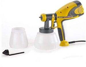 Wagner double duty handheld electric sprayer with 2 cups