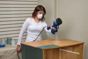 airless paint sprayer for furniture