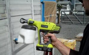 tips of how to use your handheld elctric paint sprayers