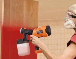 airless handheld electric sprayers
