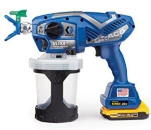 graco ultra cordless handheld paint sprayer reviews