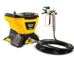 wagner airless interior paint sprayer for house paint