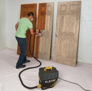best paint sprayer for interior doors