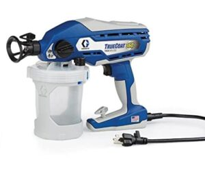 Graco handheld airless paint sprayer for exterior house