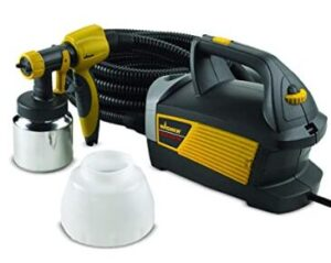 Wagner adjustable paint sprayer for interior and exterior walls and ceilings