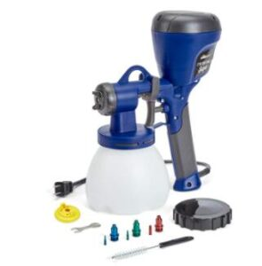handheld electric paint sprayer gun for cabinets