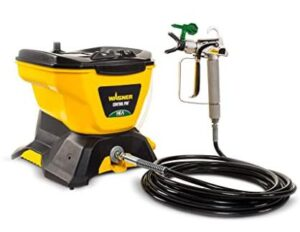 wagner 0580678 electric airless paint sprayer for large furniture painting