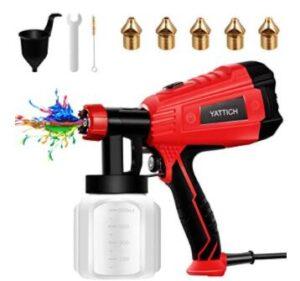 cheap electric paint spray gun for furniture
