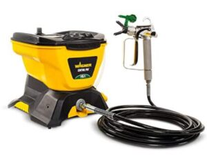 wagner 0580678 airless sprayer review