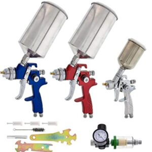 gravity feed paint sprayer for cars
